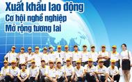 Tước giấy phép hoạt động của hai công ty đưa người ra làm việc ở nước ngoài