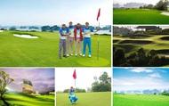 Theo chân golfer khám phá sân golf hướng vịnh đẹp như tranh vẽ tại Hạ Long