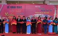 Khai mạc Hội báo xuân Canh Tý - Hà Nội 2020