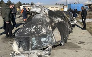 """Máy bay bị trúng tên lửa Iran: Chiến lược """"biết nhưng không nói"""" hé lộ khôn khéo bất ngờ của Tổng thống Ukraine"""