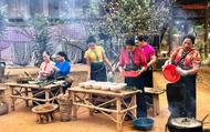Làng Văn hoá - Du lịch các dân tộc Việt Nam: Luôn đổi mới các hoạt động tạo sức hấp dẫn thu hút du khách