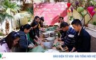 Không khí đón Tết cổ truyền của người Việt tại Ai Cập