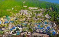 Đi đu đưa Công viên nước Aquatopia tại Phú Quốc, đón năm mới rực rỡ tưng bừng