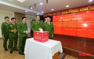 Lực lượng Cảnh sát PCCC và CNCH phát động học tập tấm gương của 3 liệt sĩ hi sinh vì bình yên cuộc sống