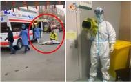 Bác sĩ, y tá trong tâm dịch Vũ Hán: Không ai dám đi vệ sinh, người gục ngã vì nhiễm bệnh, người xin được về nhà