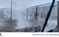 Cháy lớn tại Nga, nghi có nạn nhân thiệt mạng là người Việt Nam