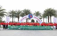 Hơn 150 Golfer khai màn giải đấu Swing For Children's Tet 2020
