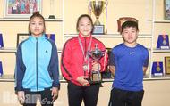 """Những """"cô gái vàng"""" của thể thao Hà Nam"""