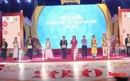 VĐV cử tạ Vương Thị Huyền được vinh danh là một trong 10 gương mặt trẻ Thủ đô tiêu biểu năm 2019