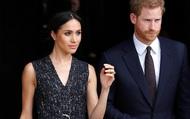 """""""Kịch tính"""" tuyên bố từ bỏ vai trò Hoàng gia của vợ chồng Hoàng tử Harry"""