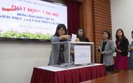 Công đoàn Bộ VHTTDL chung tay ủng hộ đồng bào miền Trung khắc phục hậu quả thiên tai