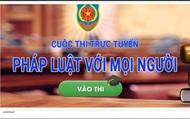"""Bộ VHTTDL phát động cuộc thi tìm hiểu pháp luật trực tuyến """"Pháp luật với mọi người"""""""