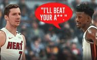 """Bị """"đe dọa"""" bằng vũ lực, Goran Dragic nhanh chóng đặt bút ký vào bản hợp đồng mới với Miami Heat"""