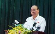 Thủ tướng tiếp xúc cử tri Hải Phòng: Chính phủ quan tâm nâng cao mức sống người dân
