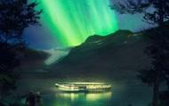 Khách sạn sử dụng năng lượng tích cực đầu tiên trên thế giới gần sát Bắc cực