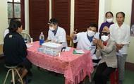 Khám, cấp thuốc miễn phí cho người dân bị ảnh hưởng do mưa lũ tại Thừa Thiên Huế