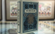"""Ấn bản mới """"Việt Nam sử lược"""" sau 100 năm xuất bản lần đầu"""