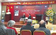 Cuốn tiểu thuyết tái hiện cuộc đời oanh liệt của tướng Trần Tử Bình