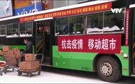 Dịch vụ giúp người dân mua hàng thời nCoV