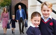 Ngôi trường nơi 2 con của Công nương Kate theo học có 4 học sinh nghi nhiễm Covid-19