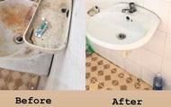 Sẵn học ngành khách sạn, du học sinh Úc dọn sạch sẽ toilet khu cách ly khiến dân tình thả tim rần rần