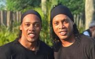 """Bản sao Ronaldinho kiếm bội tiền vì """"bản chính"""" phải ngồi tù"""