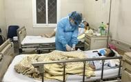 Một ngày của nữ điều dưỡng mang thai tháng cuối tình nguyện ở lại Bạch Mai chống dịch