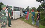 Thêm 3 người nhập cảnh trái phép từ nước ngoài về bị phát hiện và đưa đi cách ly