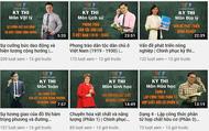 Đã có kho 500 video bài giảng theo chuyên đề trên Youtube, cha mẹ hãy bật ngay cho con để ôn tập tốt cho kỳ thi sắp tới