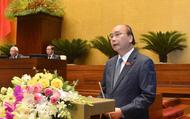 Thủ tướng: Thắng lợi bước đầu trước dịch bệnh thể hiện sức mạnh đoàn kết, tinh thần tương thân, tương ái của dân tộc
