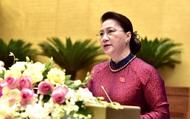Chủ tịch Quốc hội: Xác định phương hướng, giải pháp hữu hiệu nhằm sớm phục hồi nền kinh tế sau đại dịch Covid-19