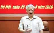 Tổng Bí thư, Chủ tịch nước: Đại hội Đảng bộ Quân đội phải mẫu mực từ khâu chuẩn bị
