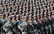 """Giới chức quân đội Trung Quốc tỏ thái độ """"rắn"""" với động thái chỉ mặt, nêu tên hiếm hoi"""