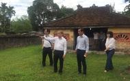 Sớm chỉnh trang lăng Trường Thái, nơi tổ chức lễ hành hương tri ân người khai sáng áo dài Việt Nam