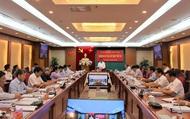 Kỳ họp 45 của Ủy ban Kiểm tra Trung ương: Đề nghị xem xét, thi hành kỷ luật Bí thư Tỉnh ủy Quảng Ngãi