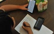 Cần quản lý, hướng dẫn học sinh sử dụng điện thoại trong giờ học một cách có ích