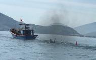 Tìm thấy thi thể cháu bé trong vụ va chạm tàu cá ở Huế