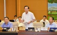 Ủy ban Thường vụ Quốc hội xem xét dự án Luật Người lao động Việt Nam đi làm việc ở nước ngoài theo hợp đồng (sửa đổi)