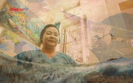 Nữ họa sĩ hơn 30 năm tìm lại ký ức bằng tranh ghép vải