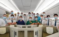 """""""Một giờ sau khi chuyến bay từ Guinea cất cánh, ở khoang hành khách dương tính 1 bệnh nhân sốt cao, thêm 1 người khó thở..."""""""