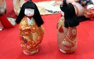 Độc đáo Triển lãm búp bê truyền thống Nhật Bản
