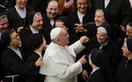 Giáo hoàng Francis chỉ điểm tín hiệu lịch sử về nhân sự tại Vatican