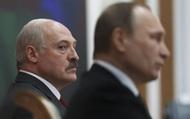 """""""Tranh cãi"""" biểu hiện của Tổng thống Putin trước đồng cấp Belarus: Chiến thuật hay chiến lược?"""