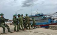 Ủy ban Trung ương MTTQ Việt Nam hỗ trợ người dân bị thiệt hại do bão số 5