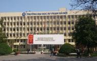 Hai trường đại học sư phạm tại Hà Nội công bố điểm sàn xét tuyển