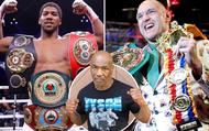 HLV Rafael Cordeiro: Mike Tyson tiến bộ không ngừng, đủ sức tranh đai cùng Anthony Joshua và Tyson Fury