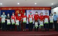 Trao tặng dụng cụ sơ cấp cứu cho 24 điểm sơ cấp cứu tai nạn giao thông trên địa bàn Đà Nẵng