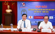 Hơn 200 VĐV tranh tài ở Giải Bóng bàn Cúp Hội Nhà báo Việt Nam năm 2020