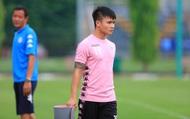 Quang Hải, Thành Lương tập riêng, bỏ ngỏ khả năng ra sân vòng 12 V-League 2020