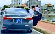 Thứ trưởng Bộ Xây dựng lên tiếng về việc đoàn xe biển xanh dừng đỗ trên cầu Nhật Lệ 1